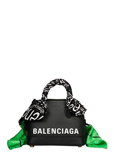 Luxury Fashion | Balenciaga Womens 5506460OTPM1095 Black Shoulder Bag | Fall Winter 19