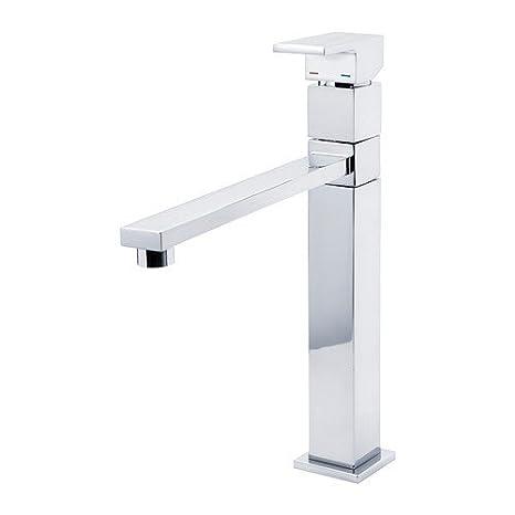 Ikea Budskär - Miscelatore per rubinetto cucina, metallo cromato ...
