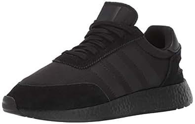 adidas Originals Men's I-5923 Shoe, Black/Black/Black, 4 M US