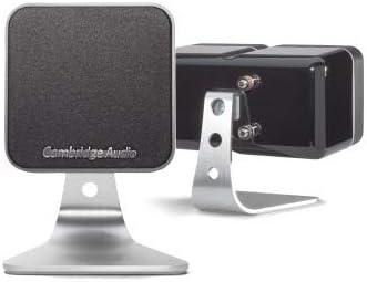 Cambirdge Audio Minx 600D Speaker Table Stand Silver