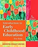 img - for Introduction to Early Childhood Education Package book / textbook / text book