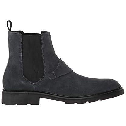 Calvin Klein Men's Upton Calf Suede Ankle Boot 6