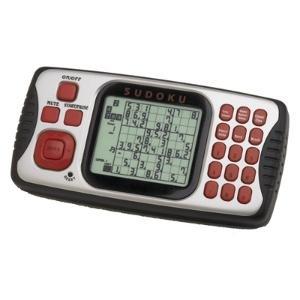 Excalibur Electronic Sudoku Handheld Game (Game Sudoku Electronic)
