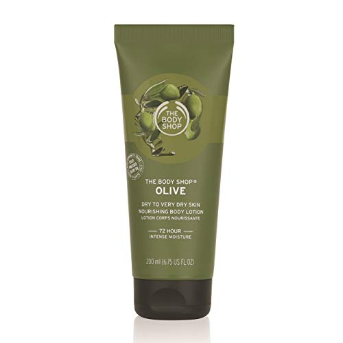 The Body Shop Olive Nourishing Body Lotion, 6.8 Ounce