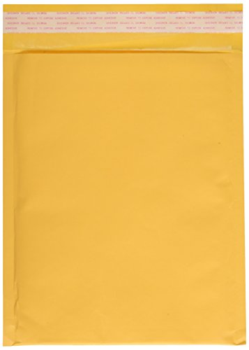 20 EcoSwift 8.5 x 12 Kraft Bubble Mailers Size #2 Self Sealing Bulk Padded Shipping Supplies Packaging Materials Envelopes Bags 8.5 by 12 inches