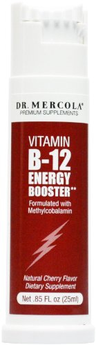 Dr Mercola: La vitamine B-12 Energy Booster Spray, 0.85 Oz (1)