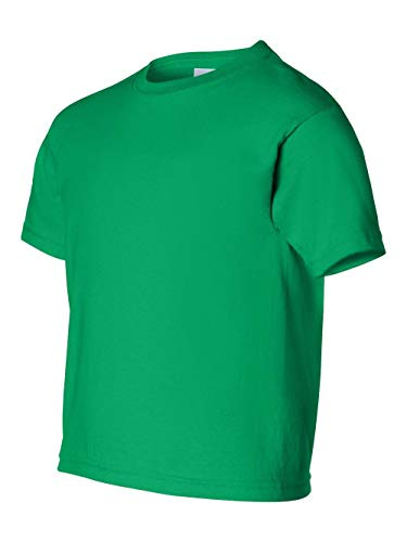 Gildan boys Ultra Cotton T-Shirt(G200B)-IRISH -