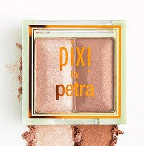 Pixi by Petra Mesmerizing Mineral Duo in Naturally Nude Mini Travel Size