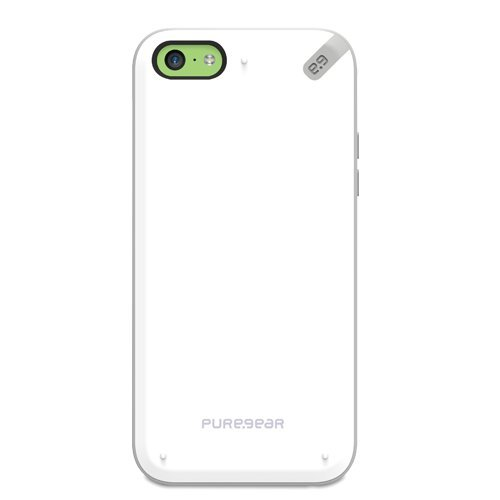 PureGear Slim Shell Case for iPhone 5c - Vanilla Bean (Pure Gear Slim Shell Iphone 5c)