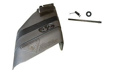 - Craftsman 532130968 Mower Deck Deflector Shield Kit with Mounting Hardware