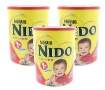 Nestle Nido Kinder 1+ Powdered Milk Beverage 3.52 lb. Canister (Pack of 3) by Nido (Image #6)