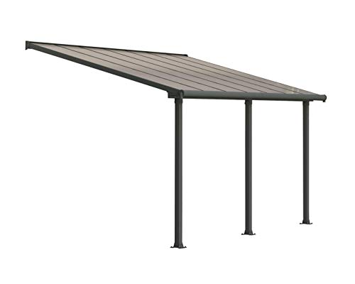 (Palram HG8814 Olympia Patio Cover, 10' x 14')