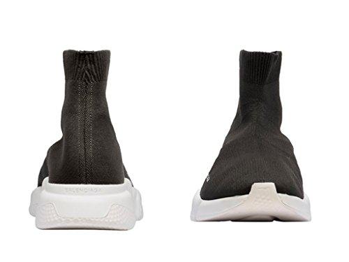 mens Amazon Black Speed Eur43 Balenciaga Trainer Shoes ca Sxw6Bvq