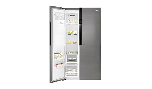 Side By Side Kühlschrank Comfee : Lg electronics gsl icez side by side a leise effizient