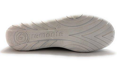 Semelle R3500 Amovible Baskets Remonte Mode Gris Femme Oui IXdwIFq
