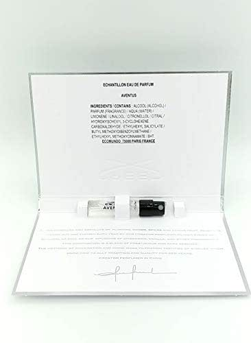 Aventus by Creed Men's Vial (sample) .05 oz - 100% Authentic