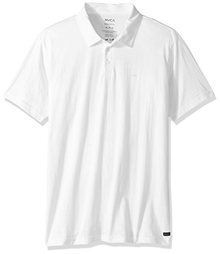 rvca-mens-sure-thing-ii-polo-shirt-antique-white-x-small