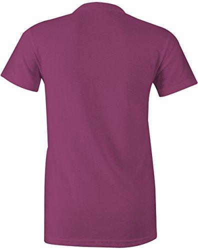 KEEP CALM and smile its Friday ★ Rundhals-T-Shirt Frauen-Damen ★ hochwertig bedruckt mit lustigem Spruch ★ Die perfekte Geschenk-Idee