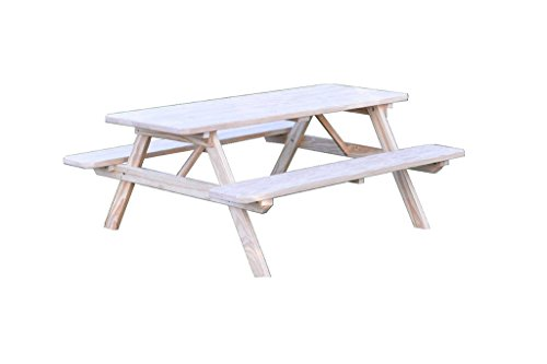 Pressure Treated Picnic Table - 9