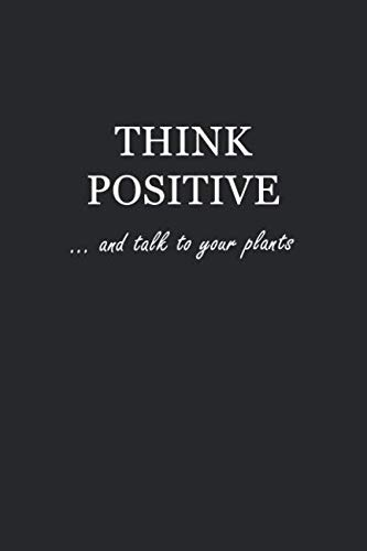 Sketchbook: Think Positive... and talk to your