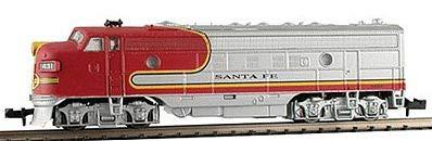 Model Power MPW89440 N FP7 Diesel SF/DCC & Sound ()