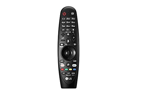 LG AN-MR650A Magic Remote Control with Voice Mate for Select 2017 Smart Televisions by LG