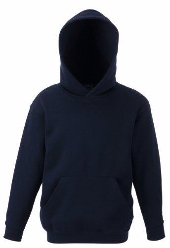 Kinder Kapuzen Sweatshirt Kids Pullover Hoodie Shirt verschiedene Farben und Größen - Shirtarena Bündel 152,Deep Navy