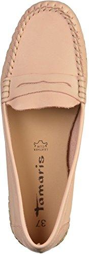 Schuhe Espandrill Bequeme Damen modebewusste Slipper Rosa Tamaris 24643 Frau Optik 1 Sommerschuhe 28 1 Halbschuhe für aqUXwd8f