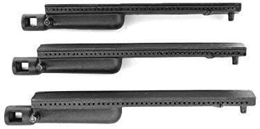 """Cast Iron Burners 4-Pack 15 3//4/"""" Replacement for Nexgrill Galore Aussie Centro"""