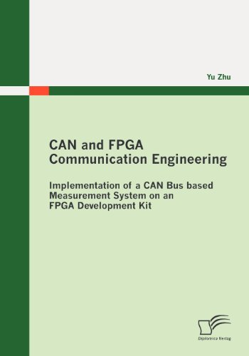 CAN and FPGA Communication Engineering: Implementation of a CAN Bus based Measurement System on an FPGA Development Kit