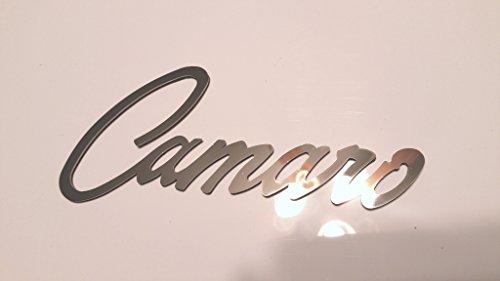camaro 2014 emblem - 3
