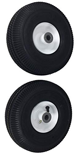 Rotary 13337 Front Wheel and Tire Assembly, Pack of 2