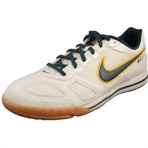 e8e8dfaad89e Nike Air Gato Indoor Soccer Shoes Men s Size 12 White Nghtshd-DL SL ...