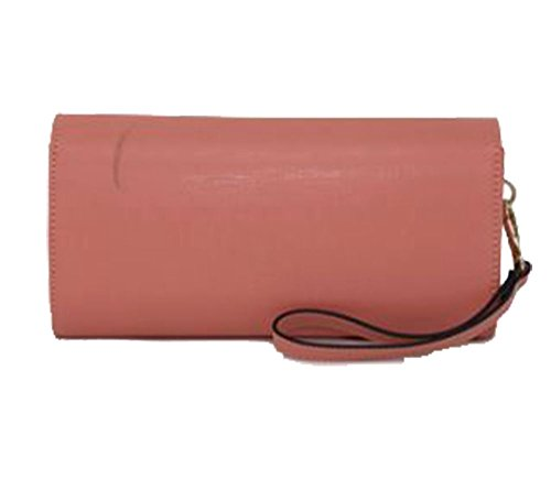 Purple Flap Bag Metallic Elegant Clutch Diva for Women Decor Haute Pink w8zqX