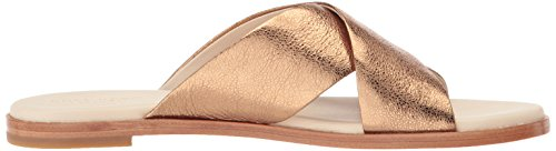 Cole Haan Women's Anica Criss Cross Slide Sandal Gold Glitter clearance nicekicks new real sale online purchase online discount reliable CSoavu
