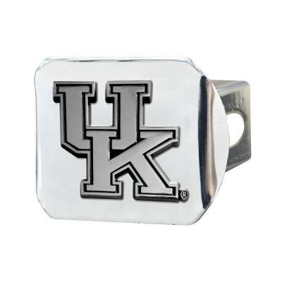 - FANMATS NCAA - University of Kentucky Class III Hitch Cover HMD