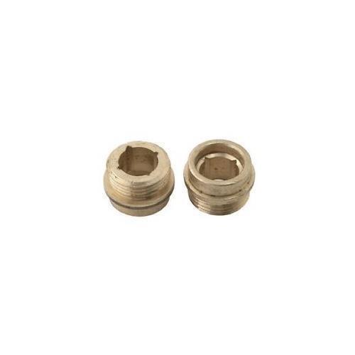BrassCraft Sc1159 Kohler 2-Pack 1/2-Inch X 27 Thread Brass Faucet Seats