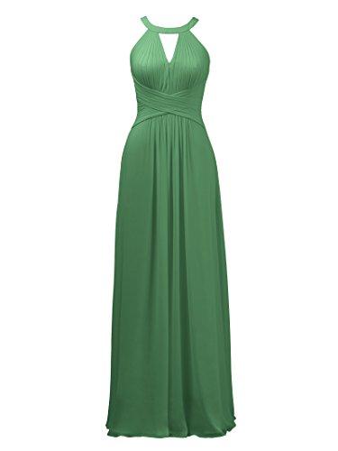 Evening Prom Gown Emerald Alicepub Dress Long Formal Wedding Keyhole Maxi Bridesmaid wnPPYXqx6B