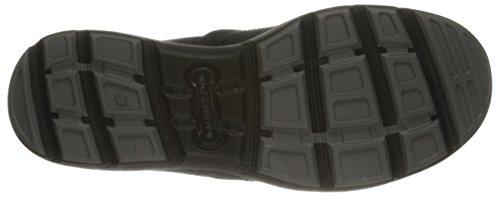 Skechers USA Men's Harper Delen Slip-On Loafer,Black Canvas,10 M US by Skechers (Image #3)