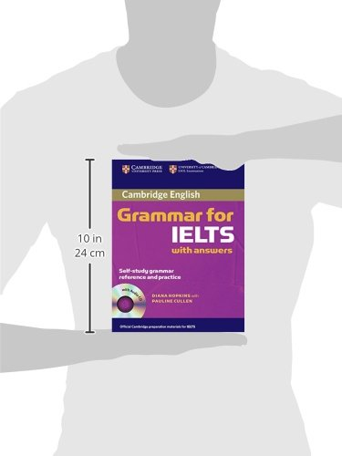 Cambridge Grammar for IELTS Student's Book with Answers and Audio CD (Cambridge Books for Cambridge Exams) - 31ltIksh7DL - Getting Down Under