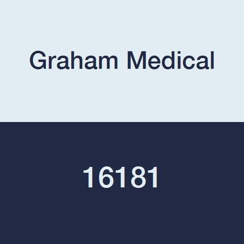 Graham Medical 16181 Extra-Gard 3-Ply Tissue/Tissue/Poly Bib, 13'' Width, 19'' Length, White (Pack of 500)