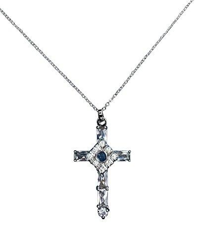 Spanish Lord's Prayer Cross Necklace As Seen on TV El Rezo Del Señor