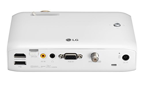LG PH550: Minibeam LED Projector With Built-In Battery: Amazon.in ...
