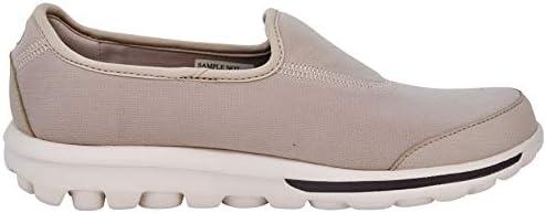 Skechers Performance Women's Go Walk Impress Memory Foam Slip-On Walking Shoe 6