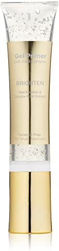 NuFACE 24K Gold Fragrance-Free Brighten Primer Gel, 2 oz.