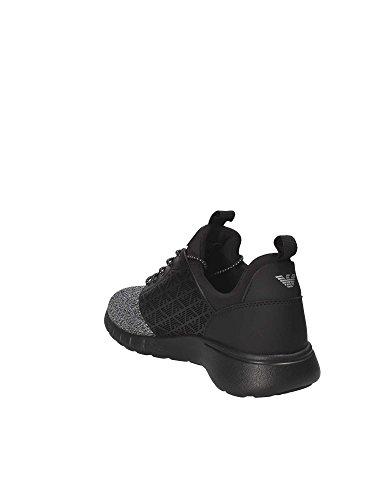 Emporio Armani Ea7 248052 8P299 Sneakers Uomo Nero 42-2