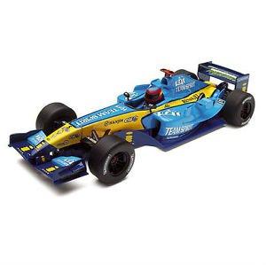 Hornby Renault F1 2005 F Alonso: Amazon.es: Juguetes y juegos