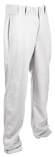 TAG Youth Straight Leg Baseball Pant X-Large (White) Waist (31in-32in)