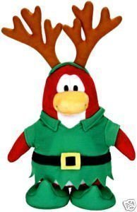 Disney Club Penguin Elf Reindeer 8
