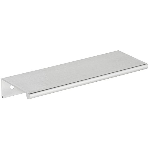 Atlas Homewares A832-BN Successi Collection  5.12-Inch Length Long Tab Pull, Brushed Nickel